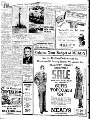 The Courier News from Blytheville, Arkansas on December 13, 1937 · Page 8