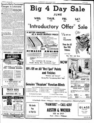 The Courier News from Blytheville, Arkansas on June 13, 1950 · Page 9