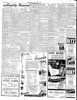 The Courier News from Blytheville, Arkansas on November 23, 1949 · Page 4