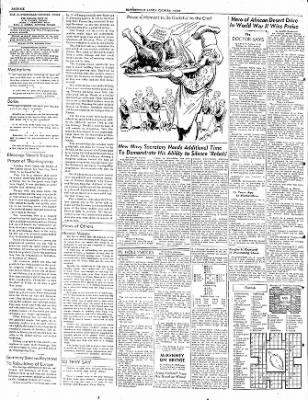 The Courier News from Blytheville, Arkansas on November 23, 1949 · Page 6