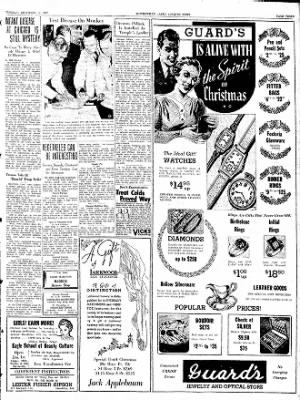 The Courier News from Blytheville, Arkansas on December 14, 1937 · Page 3