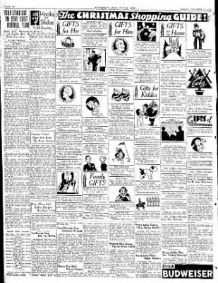 The Courier News from Blytheville, Arkansas on November 27, 1933 · Page 6
