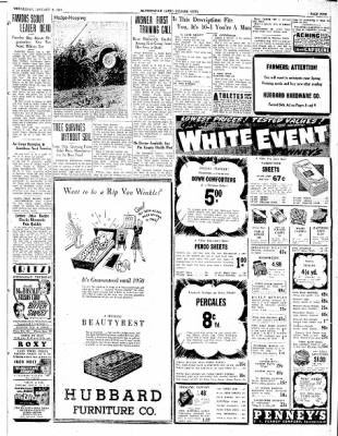 The Courier News from Blytheville, Arkansas on January 8, 1941 · Page 5