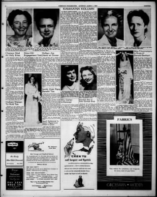 Honolulu Star-Bulletin from Honolulu, Hawaii on March 1, 1947 · 27