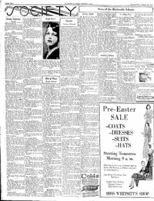 The Courier News from Blytheville, Arkansas on March 18, 1931 · Page 2