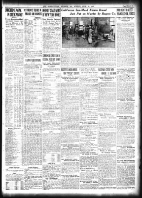The Atlanta Constitution From Georgia On June 18 1916 Page 11