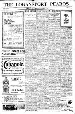 Logansport Pharos-Tribune from Logansport, Indiana on October 12, 1897 · Page 17