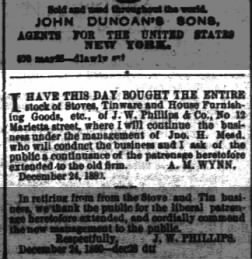 The Atlanta Constitution from Atlanta, Georgia on January 1, 1881