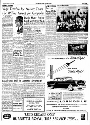 The Courier News from Blytheville, Arkansas on August 10, 1954 · Page 7