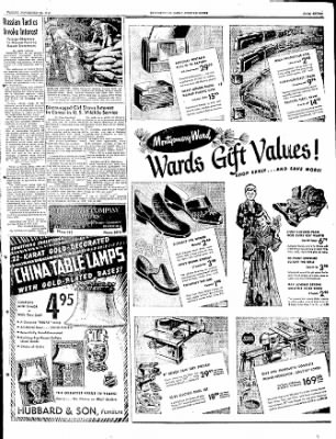 The Courier News from Blytheville, Arkansas on November 25, 1949 · Page 6