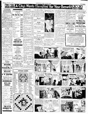 The Courier News from Blytheville, Arkansas on January 10, 1941 · Page 7