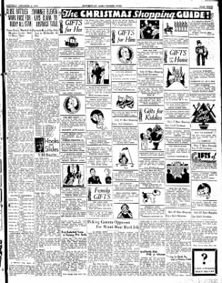 The Courier News from Blytheville, Arkansas on December 2, 1933 · Page 3