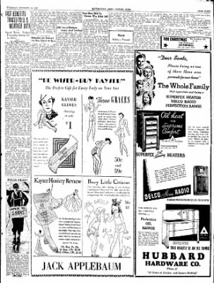 The Courier News from Blytheville, Arkansas on December 16, 1937 · Page 3