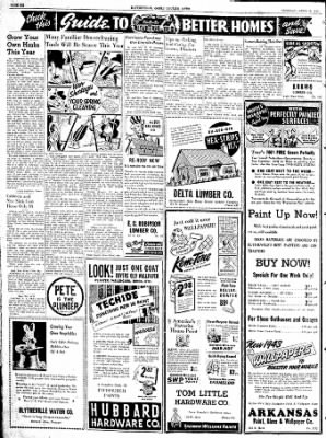 The Courier News from Blytheville, Arkansas on April 6, 1943 · Page 6