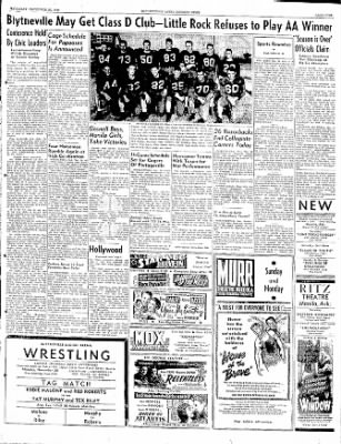 The Courier News from Blytheville, Arkansas on November 26, 1949 · Page 5
