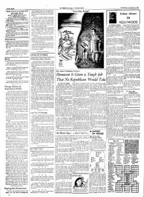 The Courier News from Blytheville, Arkansas on August 12, 1954 · Page 4