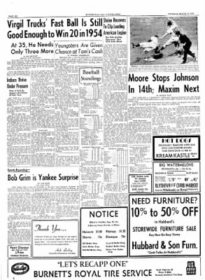 The Courier News from Blytheville, Arkansas on August 12, 1954 · Page 6