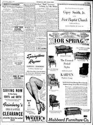The Courier News from Blytheville, Arkansas on April 7, 1943 · Page 3