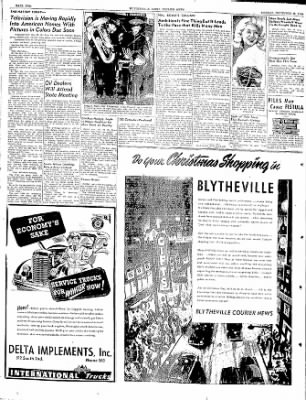 The Courier News from Blytheville, Arkansas on November 28, 1949 · Page 2