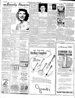 The Courier News from Blytheville, Arkansas on November 28, 1949 · Page 4
