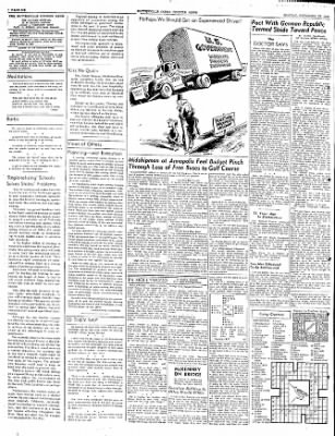 The Courier News from Blytheville, Arkansas on November 28, 1949 · Page 6
