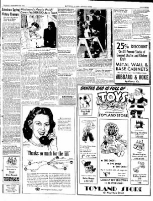 The Courier News from Blytheville, Arkansas on November 28, 1949 · Page 7