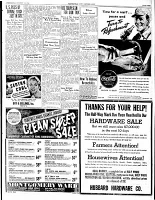 The Courier News from Blytheville, Arkansas on January 15, 1941 · Page 5