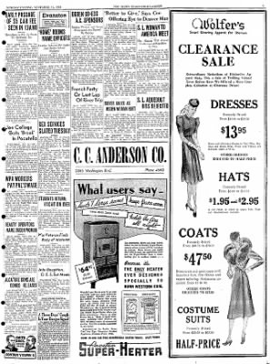 The Ogden Standard-Examiner from Ogden, Utah on November 14, 1938 · Page 3