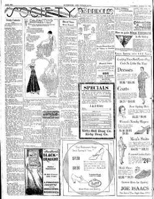 The Courier News from Blytheville, Arkansas on March 19, 1931 · Page 2