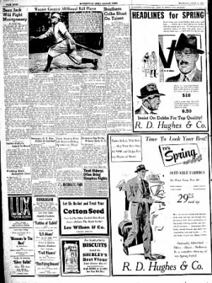 The Courier News from Blytheville, Arkansas on April 8, 1943 · Page 8