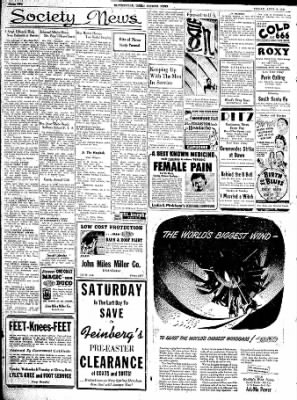 The Courier News from Blytheville, Arkansas on April 9, 1943 · Page 2