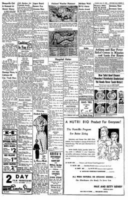 The Kokomo Tribune from Kokomo, Indiana on August 15, 1961 · Page 7