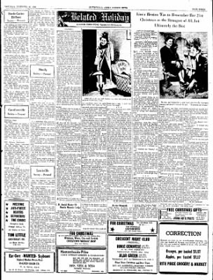 The Courier News from Blytheville, Arkansas on December 18, 1937 · Page 3