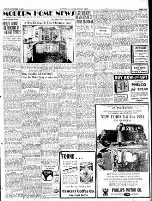 The Courier News from Blytheville, Arkansas on December 8, 1933 · Page 5