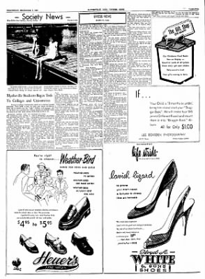 The Courier News from Blytheville, Arkansas on September 7, 1955 · Page 5