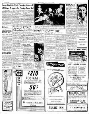The Courier News from Blytheville, Arkansas on June 17, 1950 · Page 8
