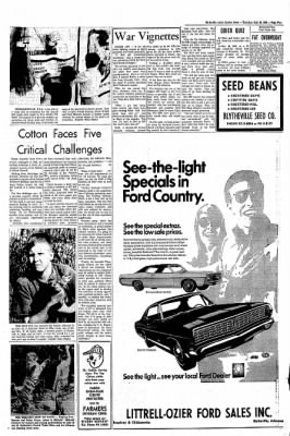 The Courier News from Blytheville, Arkansas on May 23, 1968 · Page 4