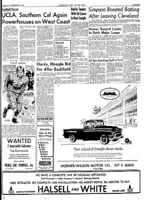 The Courier News from Blytheville, Arkansas on September 7, 1955 · Page 9