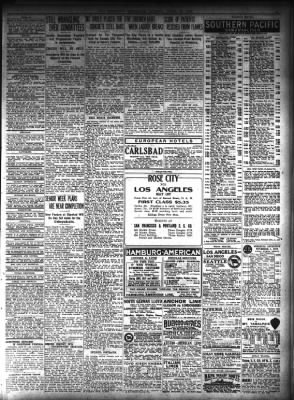 San Francisco Chronicle from San Francisco, California on April 25, 1911 · Page 15