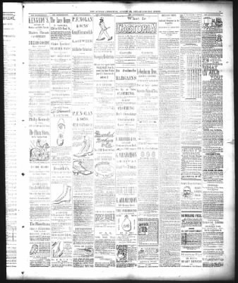San Francisco Chronicle From San Francisco California On August 28