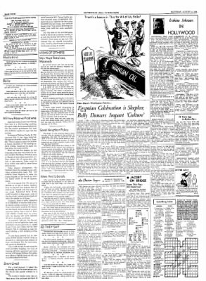 The Courier News from Blytheville, Arkansas on August 14, 1954 · Page 4