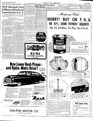 The Courier News from Blytheville, Arkansas on November 29, 1949 · Page 9