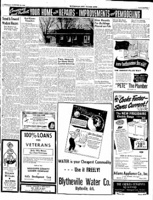 The Courier News from Blytheville, Arkansas on November 29, 1949 · Page 11