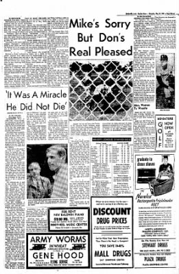 The Courier News from Blytheville, Arkansas on May 23, 1968 · Page 10