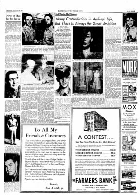 The Courier News from Blytheville, Arkansas on August 16, 1954 · Page 3