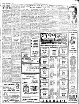 The Courier News from Blytheville, Arkansas on December 21, 1937 · Page 3