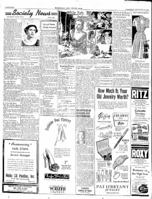 The Courier News from Blytheville, Arkansas on November 30, 1949 · Page 4