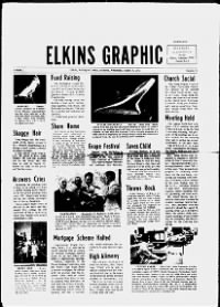 Sample Elkins Graphic front page