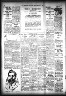 San Francisco Chronicle from San Francisco, California on March 27, 1896 · Page 16