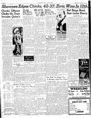 The Courier News from Blytheville, Arkansas on January 18, 1941 · Page 6